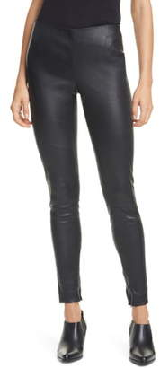 Polo Ralph Lauren Leather Leggings