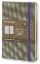 Moleskine Blend Collection Notebook - Green