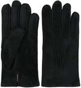Eleventy shearling gloves