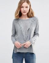 Vero Moda Clarisa Tassle Front Sweater