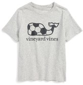 Vineyard Vines Toddler Boy's Soccer Ball Graphic T-Shirt