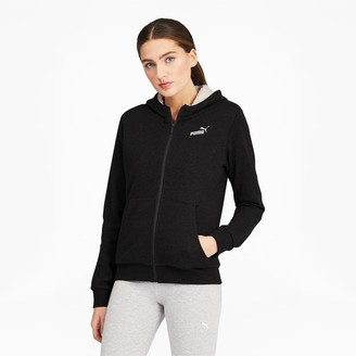 Puma Essentials+ Women's Sherpa Full Zip Hoodie