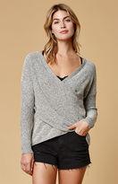 LIRA Lunar Surplice Sweater