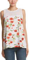 Kensie Floral Top