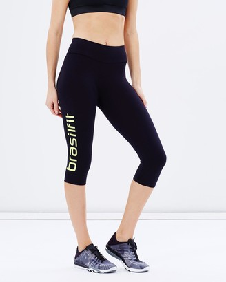 Brasilfit Under Knee Supplex Calore Leggings