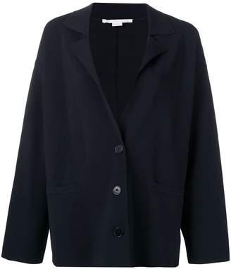 Stella McCartney deconstructed blazer jacket