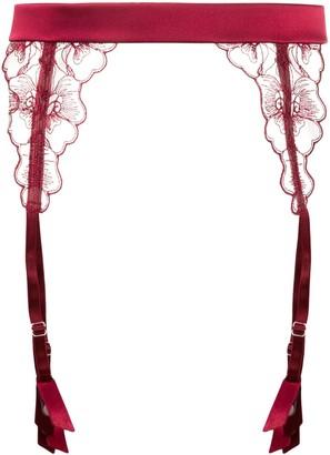 Fleur of England Marilyn garter belt