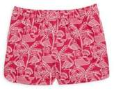 Vineyard Vines Toddler's, Little Girl's & Girl's Flamingo-Print Cotton Pull-On Shorts