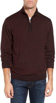 Tailor Vintage Men's Reversible Quarter Zip Sweater