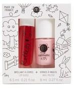 NAILMATIC Holidays Lip Gloss & Nail Polish Duo