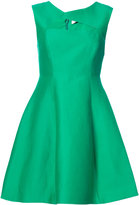 Halston full skirt dress