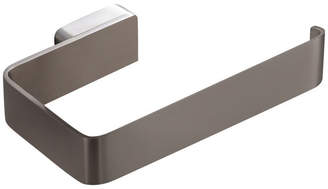 Kraus Usa Kraus Stelios Bathroom Accessories - Toilet Paper Holder, Brush Nickel