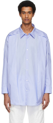 N.Hoolywood Blue Big Shirt