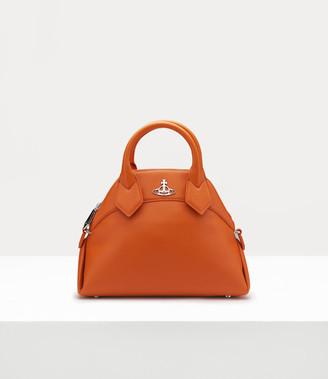 Vivienne Westwood Windsor Small Handbag Orange