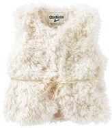 Osh Kosh Faux Fur Vest