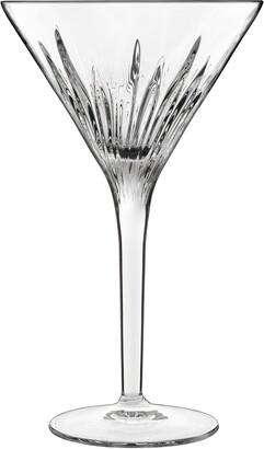 Luigi Bormioli Mixology Set of 4 Martini Glasses