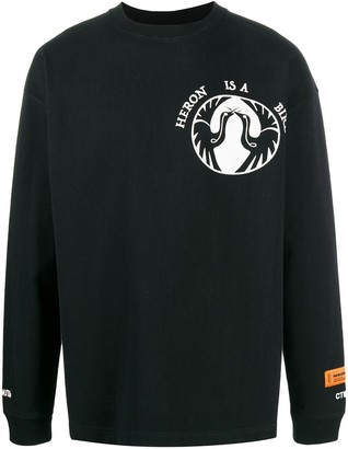 Heron Preston Heron Is A Bird sweatshirt