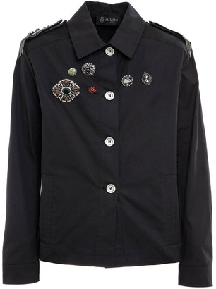 Mr & Mrs Italy Military Jacket For Woman