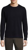 J. Lindeberg Men's Hannes Micro Moss Sweater