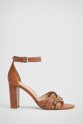 Witchery Whitney Leather Heel