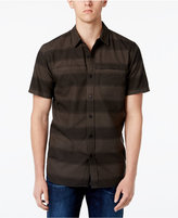 Tavik Men's Shin Stripe Short-Sleeve Shirt