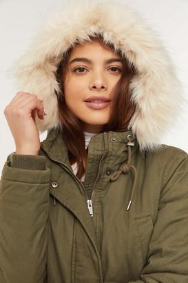 Ardene Hooded Winter Parka