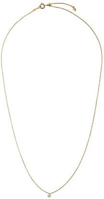 PERSÉE Yellow Gold and Diamond Danae Necklace