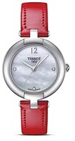 Tissot Pinky Ladies Watch with Red Strap, 28mm