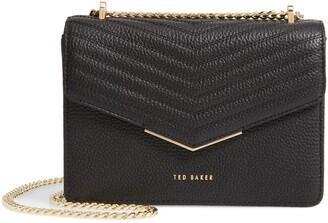 Ted Baker Mini Bonitah Quilted Leather Shoulder Bag