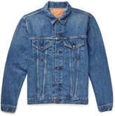 orSlow Washed-denim Jacket
