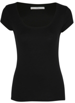 George Scoop Neck T-shirt