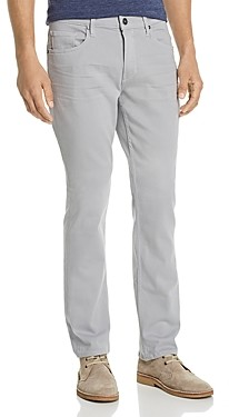 Paige Lennox Slim Fit Jeans in Morning Mist