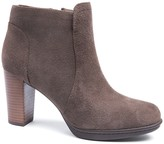 Tommy Hilfiger Suede Country Boot