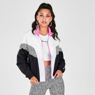 Champion Women's x MTV Limited Edition Colorblock Woven Jacket