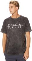 RVCA Horton Mens Tee Black