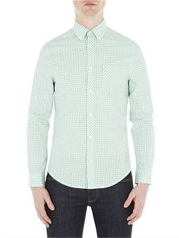 Ben Sherman Ls Gingham Shirt