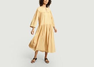 Samsoe & Samsoe Karol Mid Length Organic Cotton Dress - M