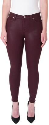 Hudson Natalie Super Skinny Ankle Jeans