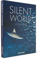 Assouline Silent World Hardcover Book - Blue