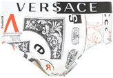 Versace printed briefs