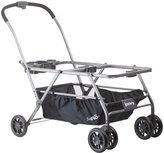 Joovy Twin Roo+ Car Seat Frame Stroller - Silver