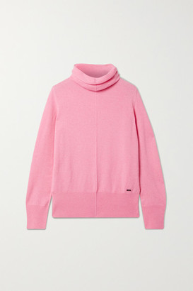 Akris Cashmere Turtleneck Sweater - Pink
