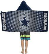 Youth Dallas Cowboys Hooded Beach Towel