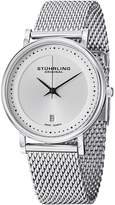 Stuhrling Original Men's Men's Ascot Casatorra Elite Dial Watch