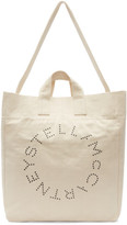Stella McCartney Beige Beach Tote