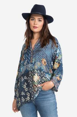 Johnny Was Knack Tunic-Plus Size