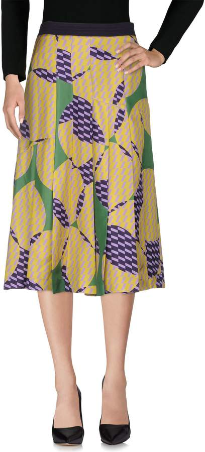 Mantu 3/4 length skirts