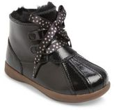 UGG Baby's & Toddler's Comfort Payten Stars Patent Leather Booties