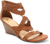 XOXO Women's Satisha Wedge Sandal