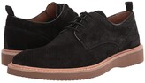 Steve Madden Voyage Shoe (Black Suede) Men's Shoes